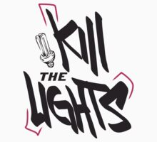 Kill the Lights Kids Clothes