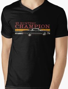 '67 Hunting Champ Mens V-Neck T-Shirt