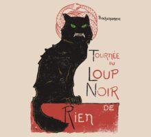 Loup Noir by wytrab8