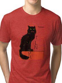 Loup Noir Tri-blend T-Shirt