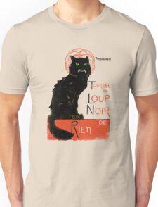 Loup Noir Unisex T-Shirt