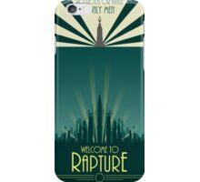 Bioshock 1: Poster iPhone Case/Skin