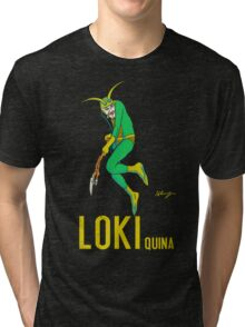 Loki Quina Tri-blend T-Shirt