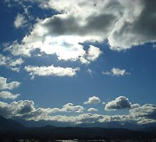 Looking over Grants Pass by sunshyn256
