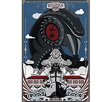 Bioshock infinite: Songbird is watching you Photographic Print