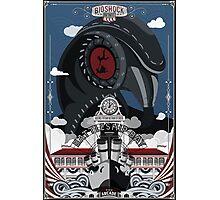 Bioshock infinite: Songbird is watching you Photographic Print