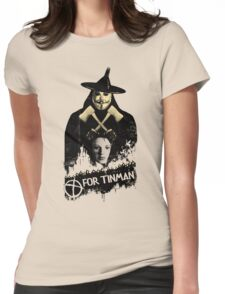 T For Tinman Womens Fitted T-Shirt