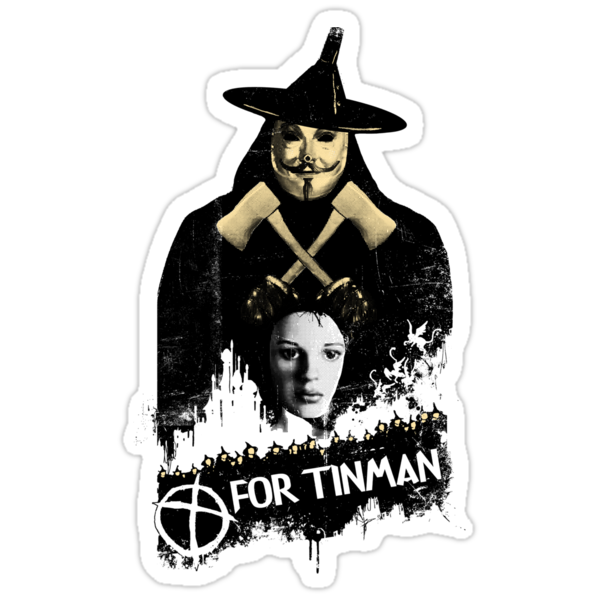 T For Tinman by wytrab8
