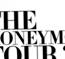 The Honeymoon Tour #1 Sticker