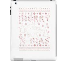 Merry X Mas iPad Case/Skin