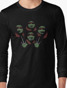 Ninja Rhapsody (original colors) Long Sleeve T-Shirt