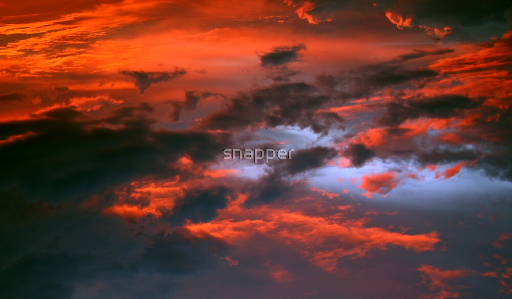 and in the beginning... by snapper