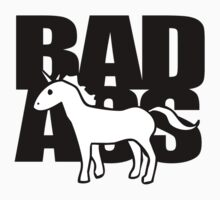 Badass Unicorn Kids Tee