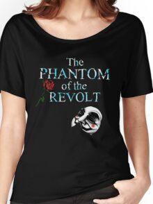 The Phantom Of The Revolt Women's Relaxed Fit T-Shirt