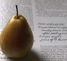Corella Pear  by Tom McDonnell