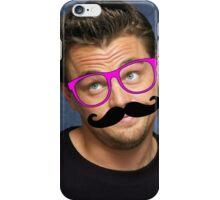 Leonardo di Caprio Hipster iPhone Case/Skin