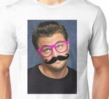 Leonardo di Caprio Hipster Unisex T-Shirt