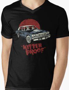 Kitteh Proof Mens V-Neck T-Shirt