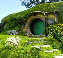 In a Hole In the Ground There Lived a Hobbit by nellie13