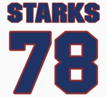 National football player Max Starks jersey 78 by imsport