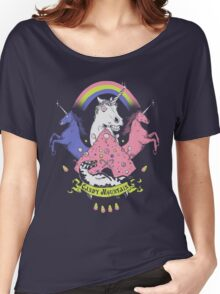 Candy Mountain Women's Relaxed Fit T-Shirt