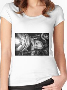 MZ TS Women's Fitted Scoop T-Shirt