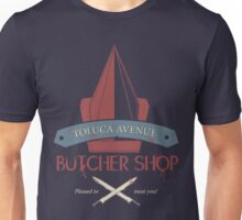 The Silent Butcher Unisex T-Shirt