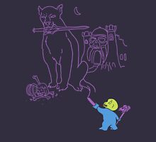 The Purple Crayon Of Keldor Unisex T-Shirt