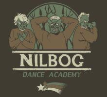 Nilbog Dance Academy by wytrab8