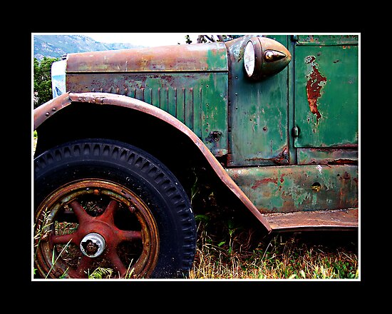 International Truck by Ryan Houston