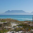Table view Capetown South Africa. by christiaan-art venter