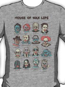 House Of Wax Lips T-Shirt