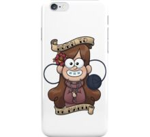 Born to be Mabel iPhone Case/Skin