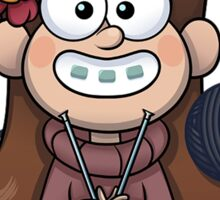 Born to be Mabel Sticker