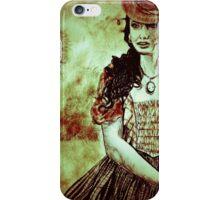 Katherine Petrova Pierce  iPhone Case/Skin