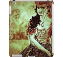Katherine Petrova Pierce  iPad Case/Skin