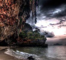 Princess Caves by Robert Mullner