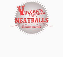 Vulcan's Traditional Meatballs - WHITE T-Shirt