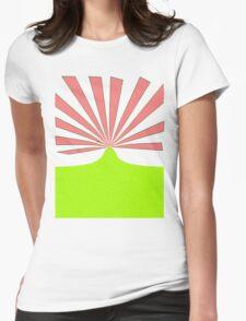 Light Shining from Mountain T-Shirt