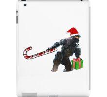 Master Chief Santa Claus iPad Case/Skin