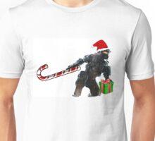 Master Chief Santa Claus Unisex T-Shirt