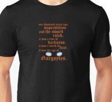 The Age of Gargoyles Unisex T-Shirt