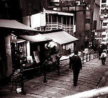 central, hong kong by colourels