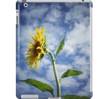 Reach for the sky - Let nothing deter you iPad Case/Skin