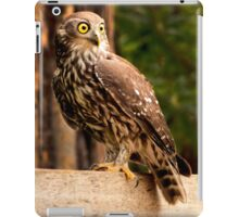 Barking Owl iPad Case/Skin