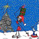 Christmas time is here again... by Alberto  DeJesus