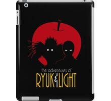 The Adventures of Ryuk & Light iPad Case/Skin