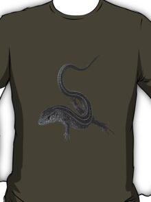 b&w lizard T-Shirt