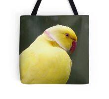 I'm A Perky Fellow! - Ringneck Parrot - Gore NZ Tote Bag