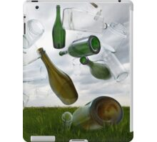 Glass Recycling iPad Case/Skin